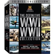 History Presents: The Definitive WW1 And WWII Collection by