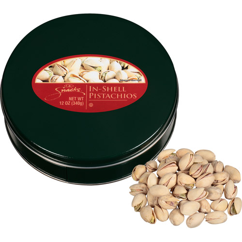 GK Snacks In-Shell Pistachios Gift, 12 oz