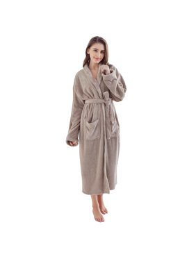 c5ddf689fd Product Image Unisex Coral Fleece Bathrobe