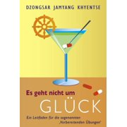 Es geht nicht um Glück - eBook