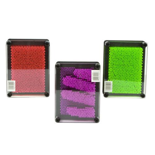 Plastic Pinpressions