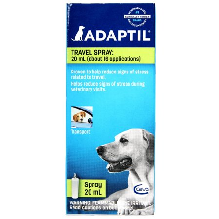 Adaptil Calming Modification Travel Spray for Dogs ()