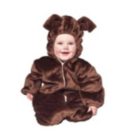 Lil Puppy Bunting Costume - Size Newborn