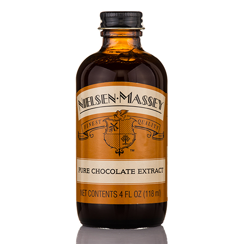 Pure Chocolate Extract - 4 fl. oz (118 ml) by Nielsen Massey