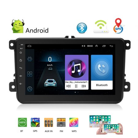 Android 8.1 Car Multimedia Player 2 Din 8