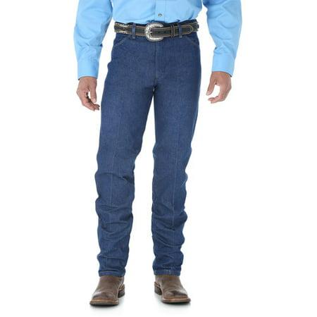 a48fea4e Wrangler - Men's Cowboy Cut Original Fit Jean - Walmart.com