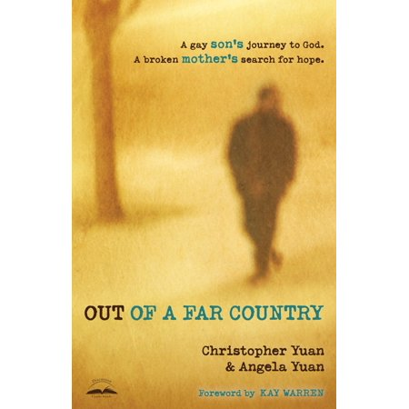 Out of a Far Country : A Gay Son's Journey to God. A Broken Mother's Search for (First Gay Baseball Player To Come Out)