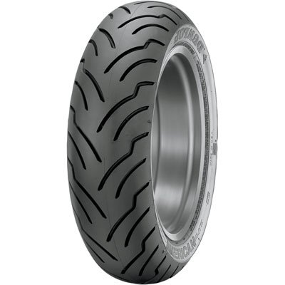 150/80B-16 (77H) Dunlop American Elite Rear Motorcycle Tire Black Wall for Indian Chief Blackhawk 2011