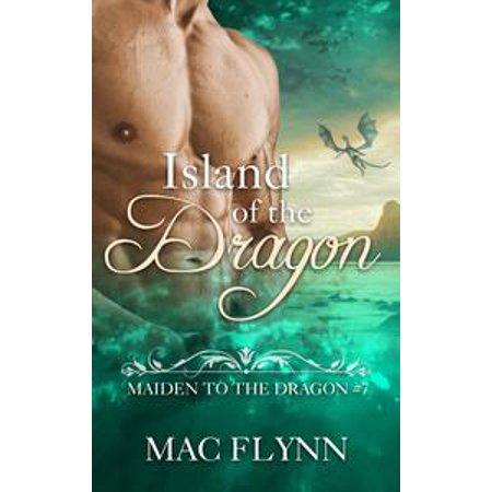 Island of the Dragon - eBook