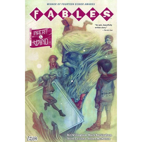 Fables 17: Inherit the Wind