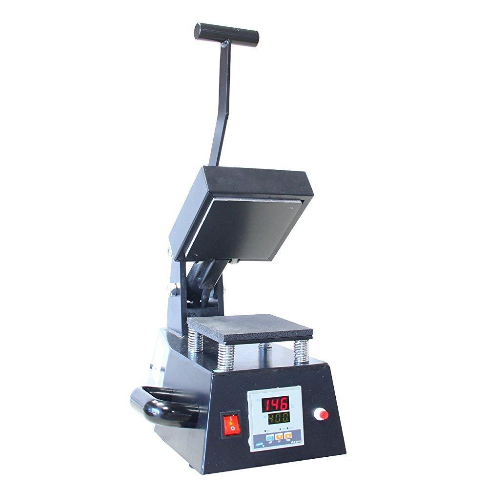 hfs (r) digital heat press - 5x5 sublimation press - sing...