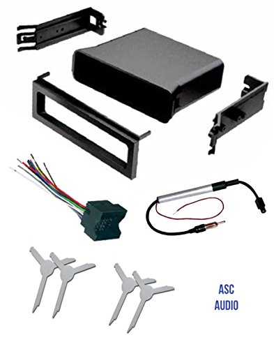 ASC Audio Car Stereo Dash Pocket Kit, Wire Harness, Antenna Adapter, on vw bug wiring, universal fog light kits, vw thing lift kit, vw dune buggy wiring harness, vw wiring connectors, vw thing wiring harness, vw cc fog light harness, vw beetle wiring harness, vw wiring diagrams, vw wire harness, vw bus wiring harness, radio control sailboat kits,