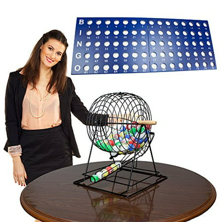 Royal Bingo Supplies Professional Bingo Set - I Love Bingo