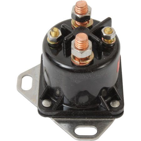 Ford Diesel Glow Plug Relay Solenoid 6.9L 7.3L Liter IHC T444E Turbo Power