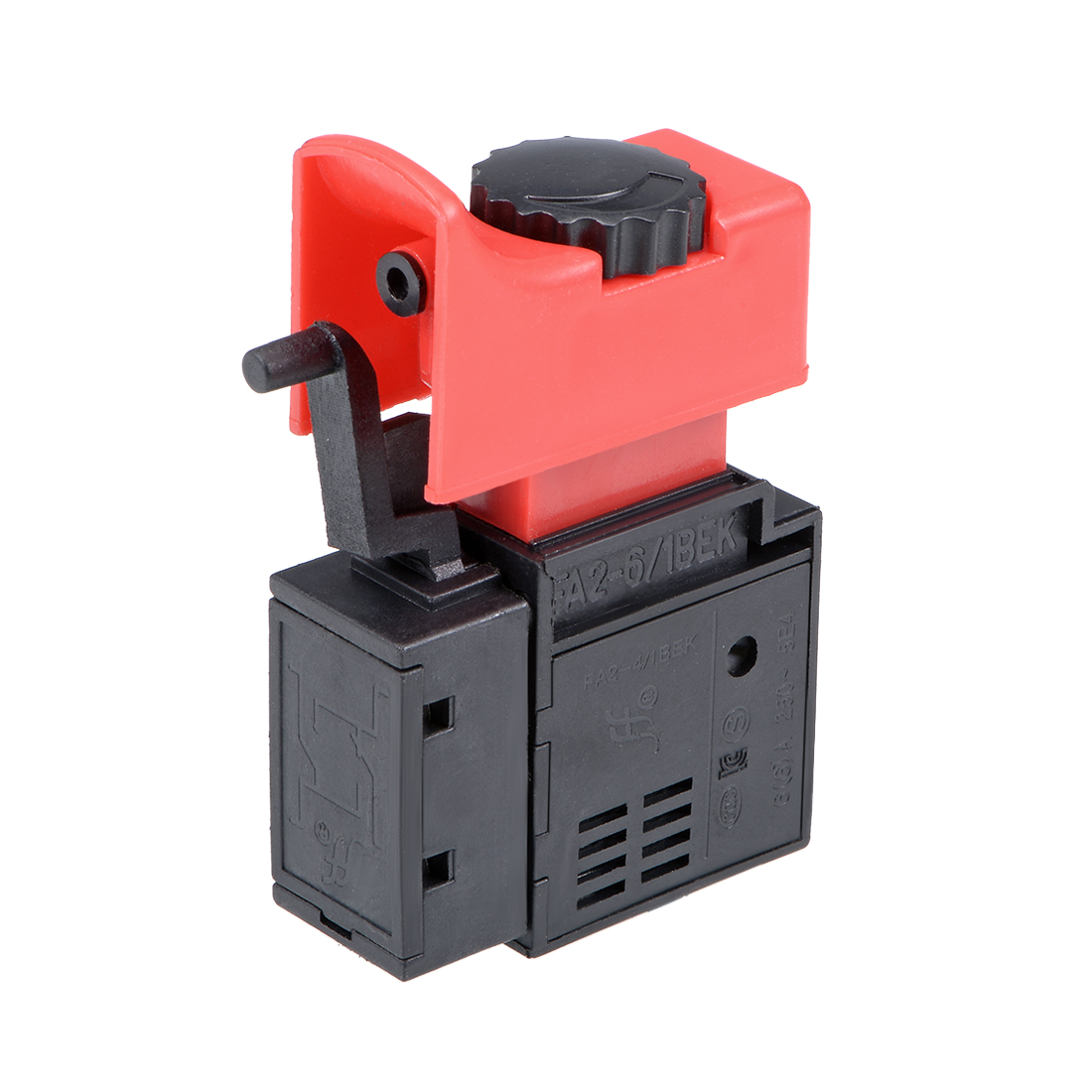 Trigger Switch FA2-6/IBEK Electric Drill Hammer 250V/6A Tool Power Speed Control Push Button Switch - image 4 of 5