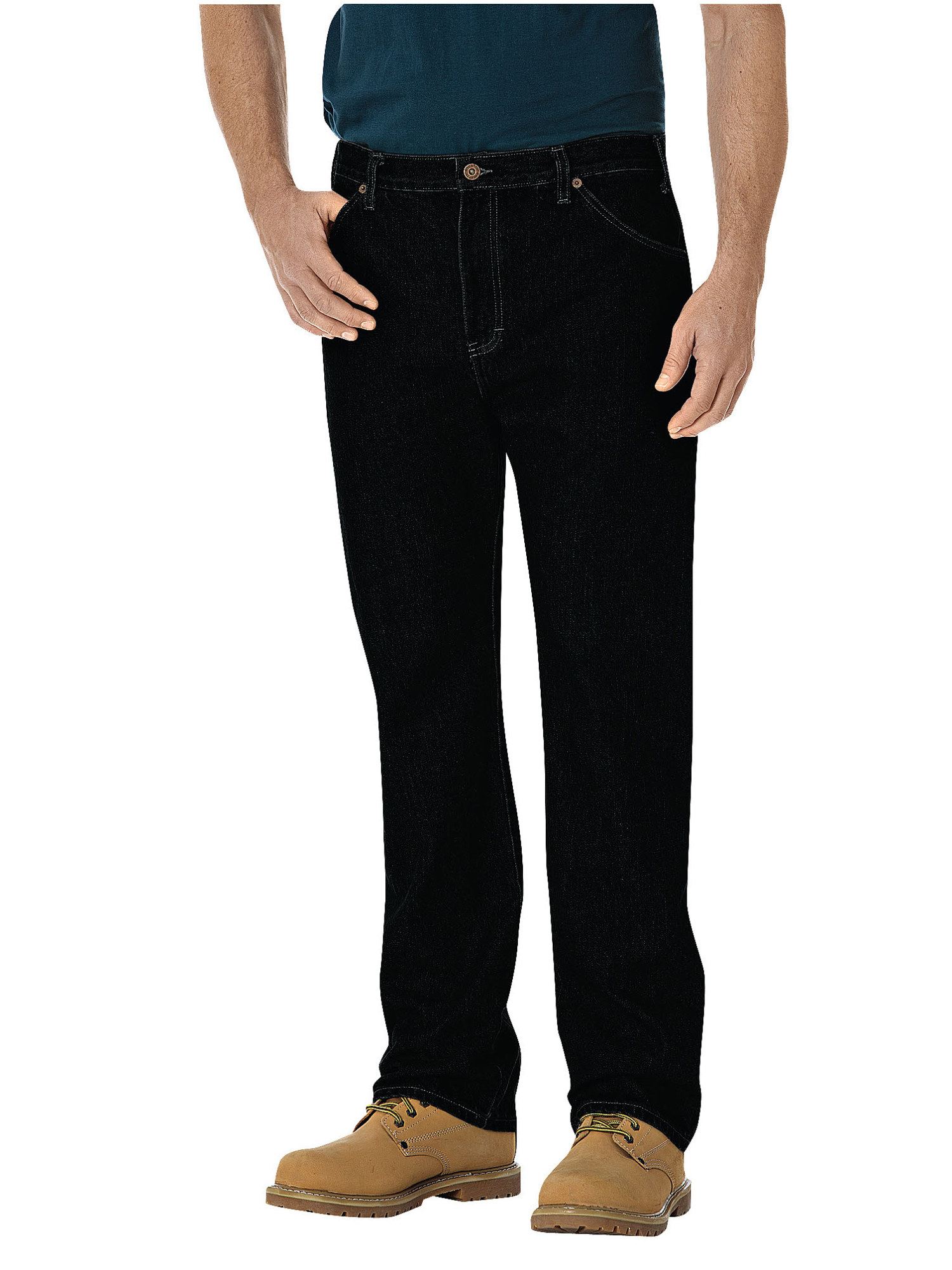 Big Men's 6-Pocket Regular Fit Denim Jean