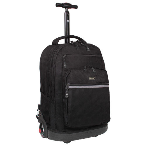 J World Sundance Rolling Backpack