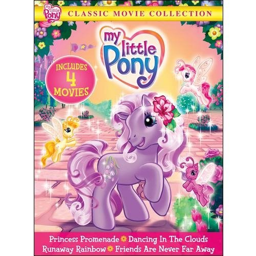 My Little Pony: Classic Movie Collection (Full Frame)