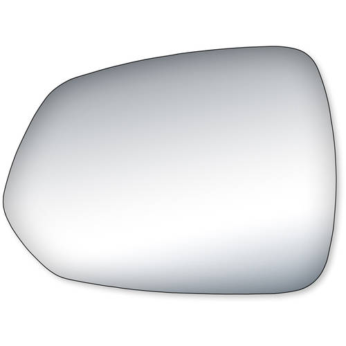 NEW Mirror Glass WITH BACKING HEATED 04-08 MAXIMA Driver Left Side