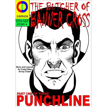 The Butcher of Banner Cross Part One: Punchline - eBook