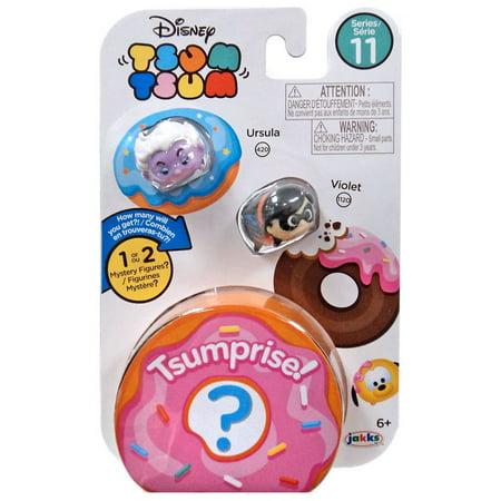 Disney Tsum Tsum Series 11 Ursula & Violet Minifigure 3-Pack - Disney Ursula
