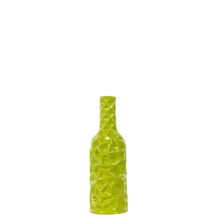 Urban Trends Collection: Ceramic Vase Gloss Finish ()