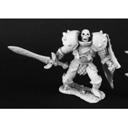 Reaper Miniatures Barrow Wight Guardian #03575 Dark Heaven Unpainted Metal