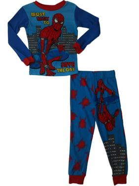 01426590dee9 Spider-Man Boys Pajamas   Robes - Walmart.com