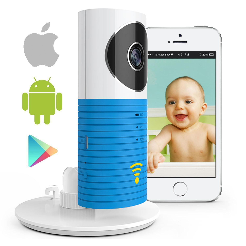AGPtek Wireless Security Camera 1080P HD IP Home Wireless Smart WiFi CCTV Camera Video Baby Monitor Camera
