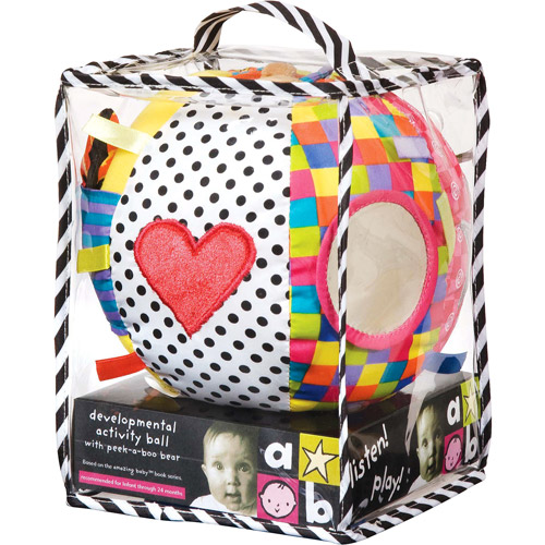 Kids Preferred - Amazing Baby Pop-Up Activity Ball