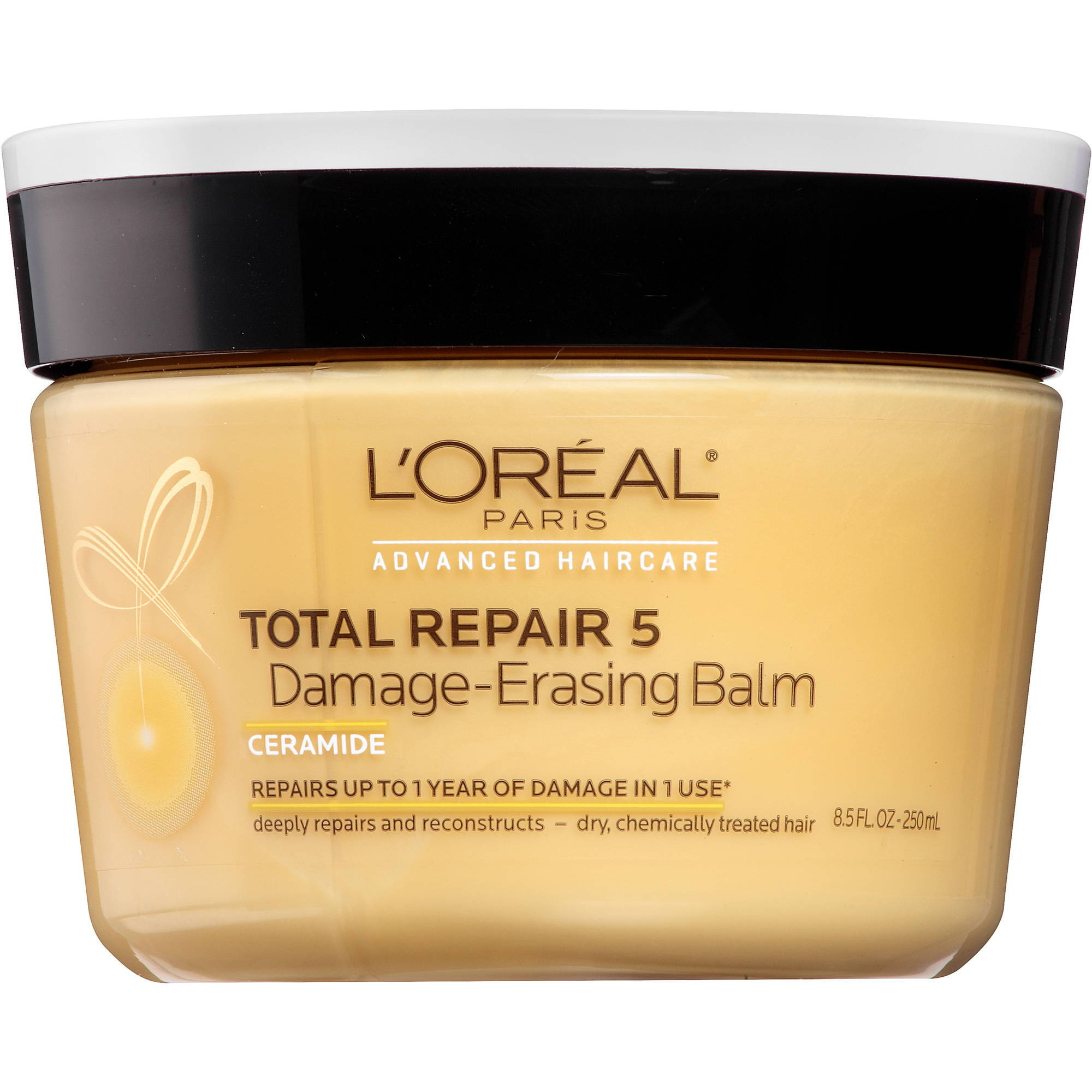 L'Oreal Paris Advanced Haircare Total Repair 5 Damage-Erasing Balm, 8.5 fl oz