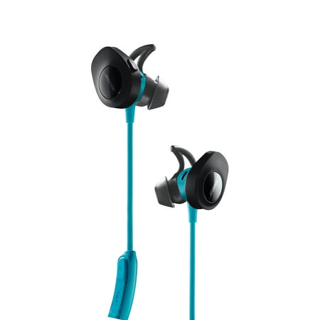 Bose SoundSport Wireless Bluetooth Headphones - Aqua