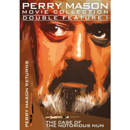 Perry Mason Double Feature 01: Perry Mason Returns / The Case of the Notorious Nun
