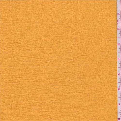 Orange Blossom Gauze, Fabric By the Yard