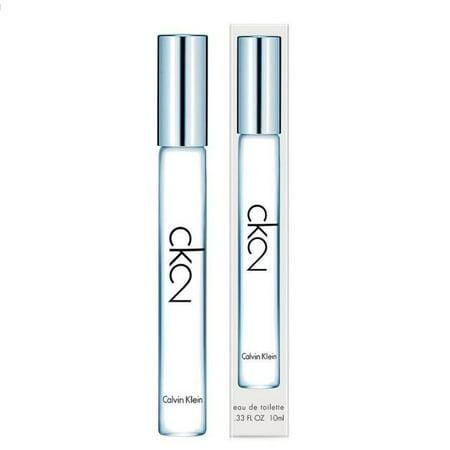 Calvin Klein CK2 0.33 oz EDT rollerball Womens Perfume NIB Brand