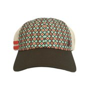 HOOey Hat Womens Baseball Cap Squaw One Size Brown 1663T