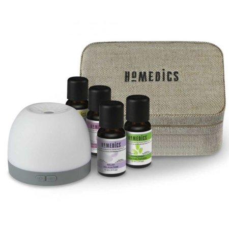 Homedics Essential Oil Travel Set