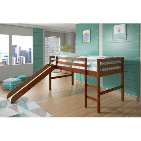 Donco Kids Twin Low Loft Bed