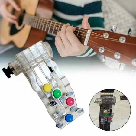 Anti-Pain Finger Cots Guitar Assistant Abs Sturdy Practical And Durable - image 3 of 6