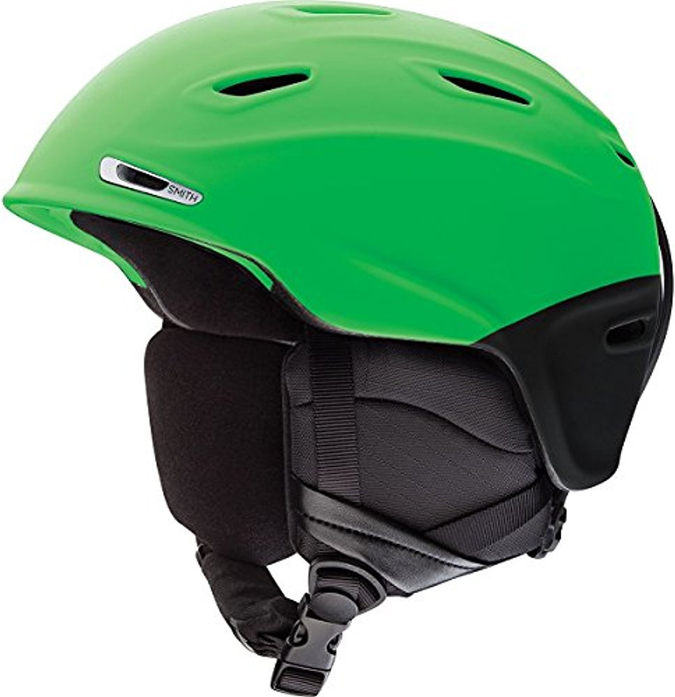 Smith Optics Aspect Ski Snow Helmet (Matte Reactor Split Medium) by Smith Optics