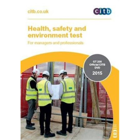 Health, Safety and Environment Test for Managers and