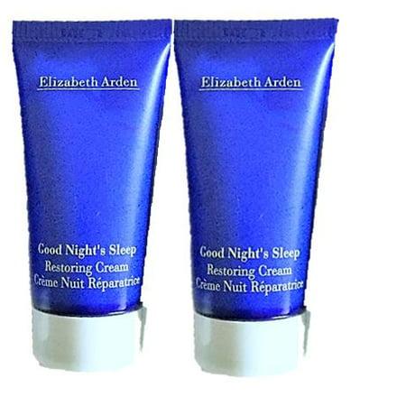 Elizabeth Arden Good Night's Sleep Restoring Cream duo (2x 1oz tubes)