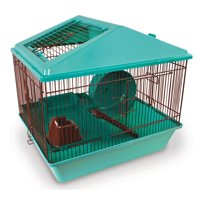 Ware Mfg Hamster/Gerbil 16-inch 2-level Small Animal Critter House