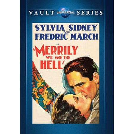 Merrily We Go to Hell (DVD)