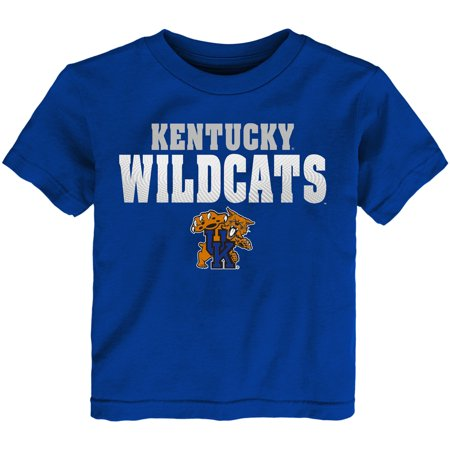 Infant Royal Kentucky Wildcats Lined T-Shirt