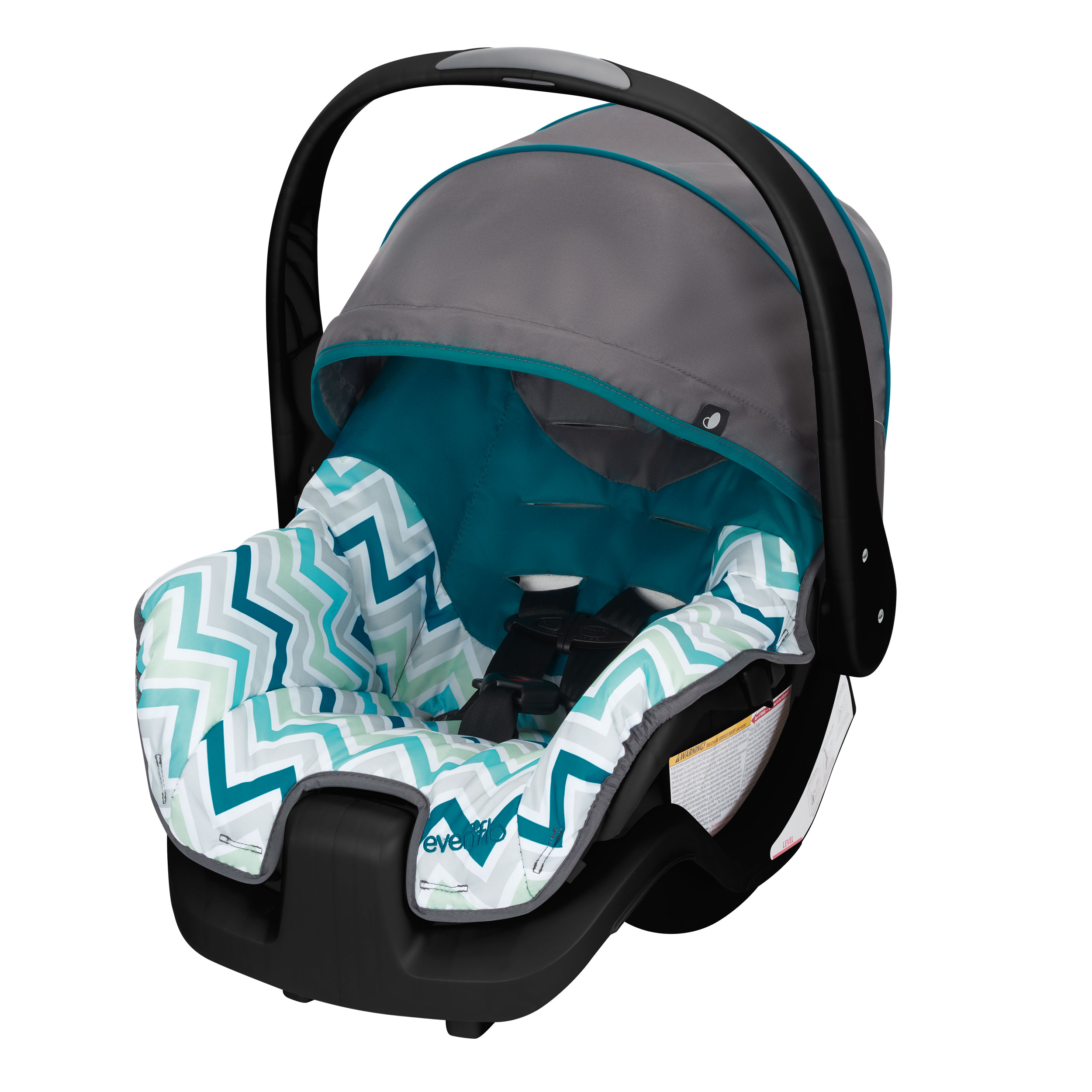 Evenflo Nurture Infant Car Seat, Max