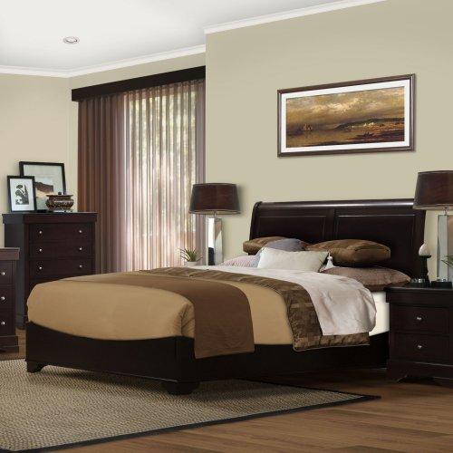 Serta Sydney Sleigh Bed