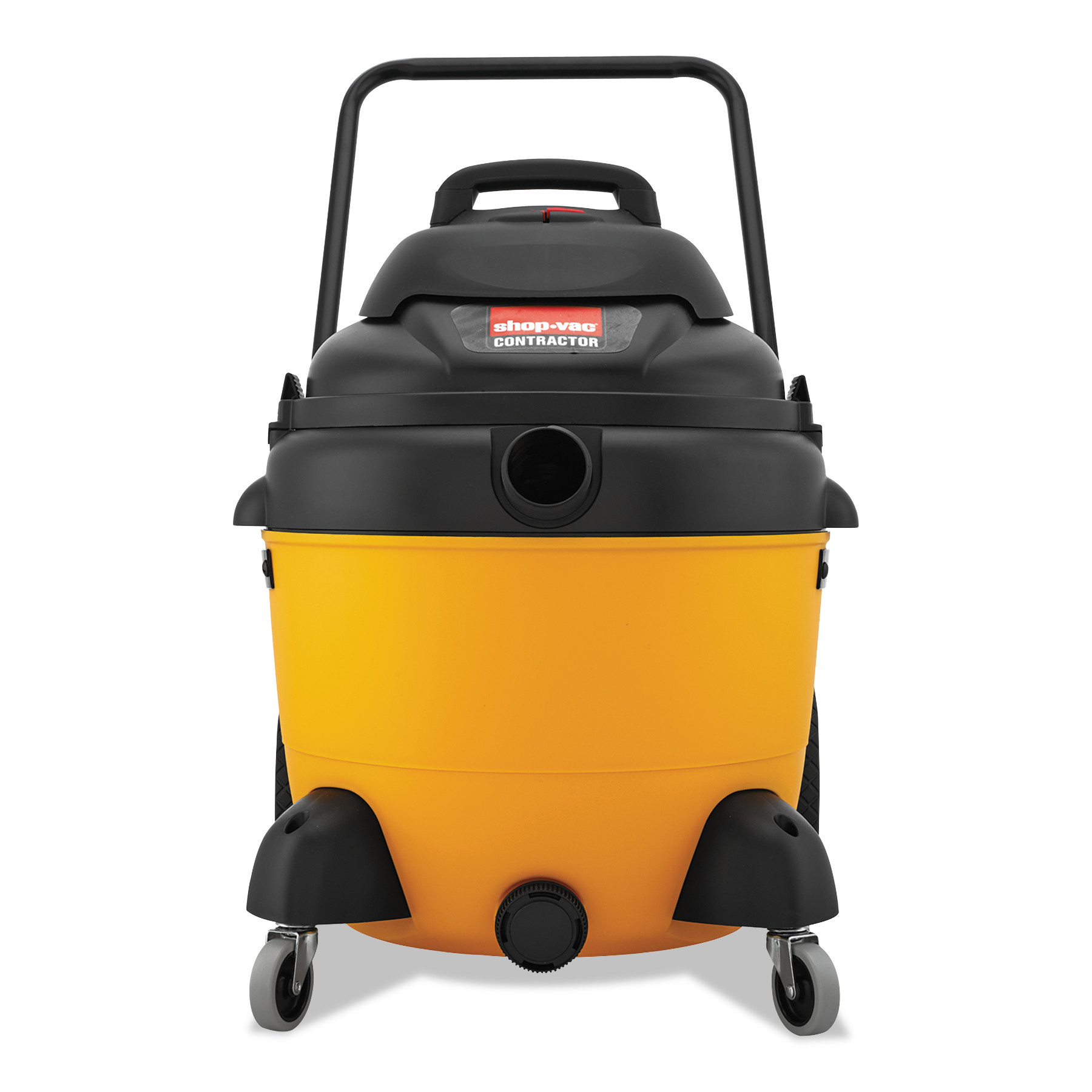 Shop-Vac Right Stuff Wet/Dry Vacuum, 12 Amps, 39lbs, Yellow/Black