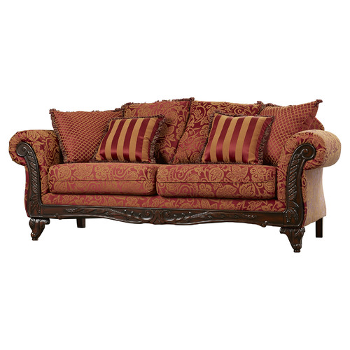 Astoria Grand Serta Upholstery Belmond Sofa