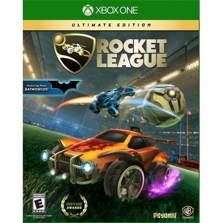 Rocket League Ultimate Edition, Warner Bros, Xbox One, 883929638741 Pokemon Team Rocket 1st Edition